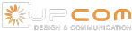 UPCOM - Design & Communication